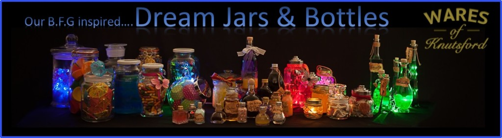dream jars banner